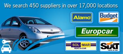 Solmar Car Rental Javea Spain